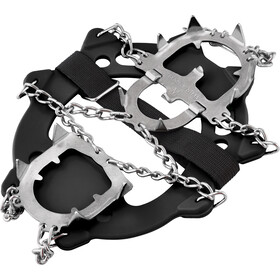 Climbing Technology Ice Traction Crampons Plus XL, black